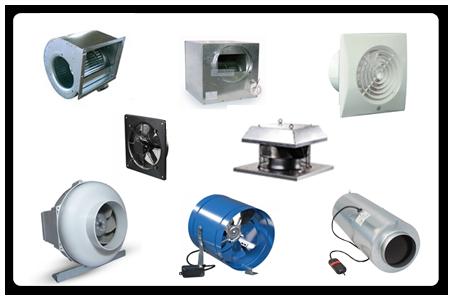 Extracteur d'airExtracteur d'air-Centrifuge - Axial - Torin - Industriel