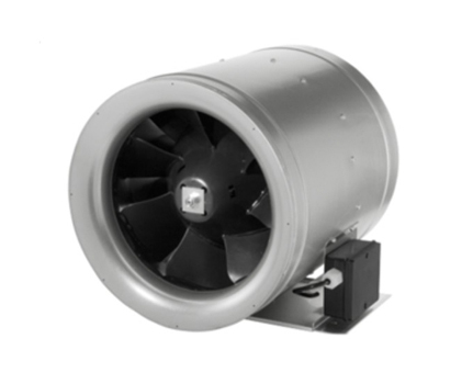 Extracteur d'air-Centrifuge - Axial - Torin - Industriel : Extracteur d'air Helico Centrifuge Max Fan - ETA Line / PRO Series / ISO Max