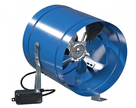 Extracteur d'air-Centrifuge - Axial - Torin - Industriel : Extracteur d'air Axial Industriel