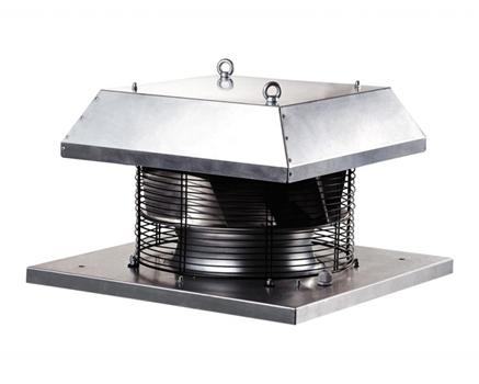 Extracteur d'air-Centrifuge - Axial - Torin - Industriel : Tourelle / Deflecteur Toit et Cheminee