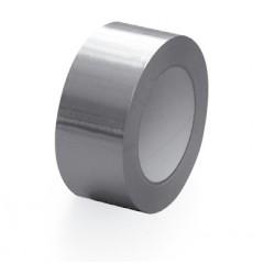 Ruban Adhésif Aluminium - Haute Resistance T=150°C - l=5 cm / L=50 m-Ruban Adhésif Aluminium - Haute Resistance T=150°C - l=5 cm / L=50 m-extracteur d'air - gaine - conduits