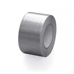 Ruban Adhésif Aluminium + Textile - Haute Resistance T=80°C - l=5 cm / L=50 m-Adhésif Aluminium + Renfort Textile - Haute Resistance T=80°C - l=7,5 cm / L=50 m-extracteur d'air - gaine - conduits