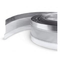 Connecteur Souple Metal-Silicone-Metal - 45-60-45 cm / 30 mètres-Connecteur Souple Metal-Silicone-Metal - 45-60-45 cm / mètre-extracteur d'air - gaine - conduits