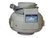 Extracteur d'air Centrifuge - PRIMA KLIMA - PK125 - diam. 125 mm - Débit 420 m3/h