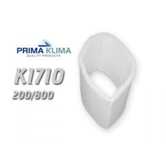 Pre Filtre Blanc - Filtre Charbon Prima Klima PRO - K1608 - diam. 150/160 - 1150 m3/h-Pre Filtre Blanc - Filtre Charbon Prima Klima PRO - K1608 - diam. 150/160 - 1150 m3/h