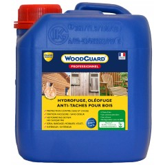 Protection surface - WoodGuard® Professionnel - Bois - 2 L-Protection surface - WoodGuard® Professionnel - Bois - 2 L