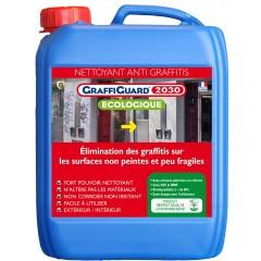 Nettoyage Graffitis - GraffiGuard® 2030 Ecologique - 5 L-Nettoyage Graffitis - GraffiGuard® 2030 Ecologique - 5 L