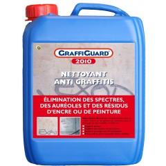 Nettoyage Graffitis - GraffiGuard® 2010 - 5 L-Nettoyage Graffitis - GraffiGuard® 2010 - 5 L