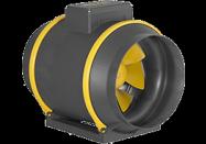 Extracteur d'air Centrifuge RUCK ETALINE - MAX-FAN 200 PRO SERIES EC - diam. 200 mm - 1300 m3/h