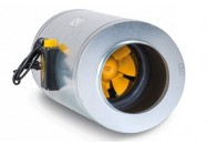 Extracteur d'air Centrifuge RUCK - Q-MAX AC 200 - diam. 200 mm - Débit 1120 m3/h - 3 Speed