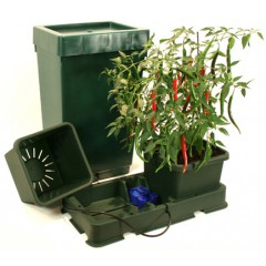 AutoPot - Easy2Grow Kit 1 - 2 Pots 8,5 L + Reservoir 47 L-AutoPot - Easy2Grow Kit 1 - 2 Pots 8,5 L + Reservoir 47 L