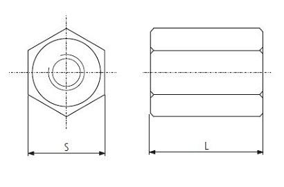 reseau-ventilation-ecrou-jonction-femelle-acier-schema-oxygen-industry