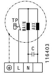 schema-reseau-ventilation-extracteur-centrifuge-ruck-rk100l-cablage-oxygen-industry