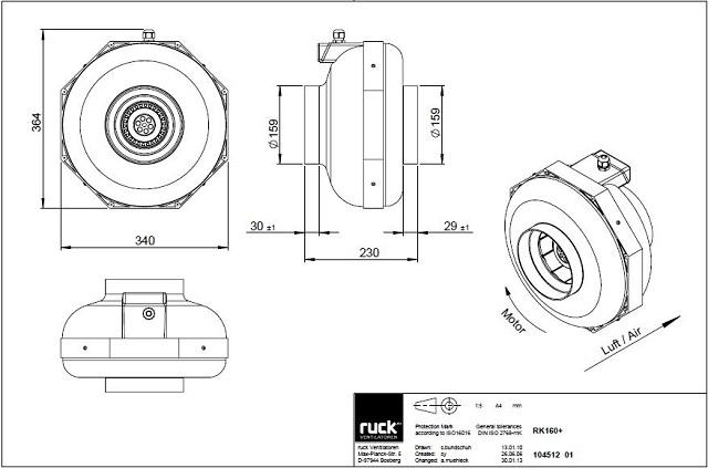 schema-reseau-ventilation-extracteur-centrifuge-ruck-rk160-oxygen-industry