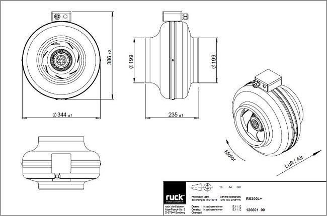 schema-reseau-ventilation-extracteur-centrifuge-ruck-rk200-ls-oxygen-industry